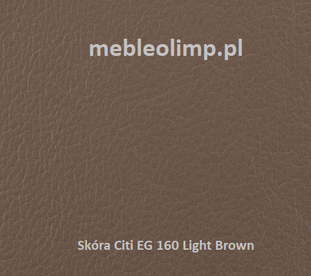 Skóra Citi. Kod: eg160 light brown