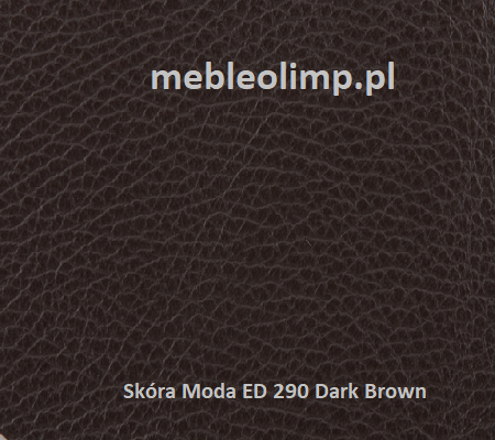 Skóra Moda. Kod: ed 290 dark brown