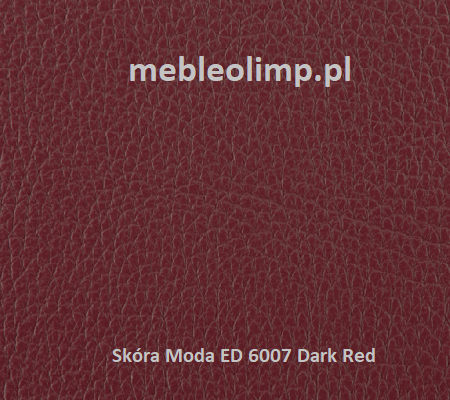 Skóra Moda. Kod: ed 6007 dark red