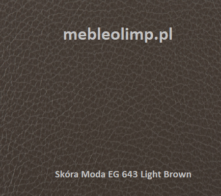 Skóra Moda. Kod: eg 643 light brown